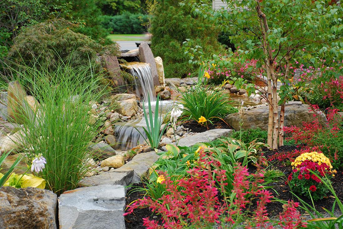 Garden Design With Malta Meditation Garden, Malta NY The LA Group Landscape  With Garden Design