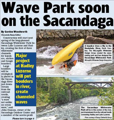 Read more here:  http://glensfallschronicle.com/wave-park-soon-on-the-sacandaga/