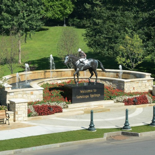 Saratoga centennial park