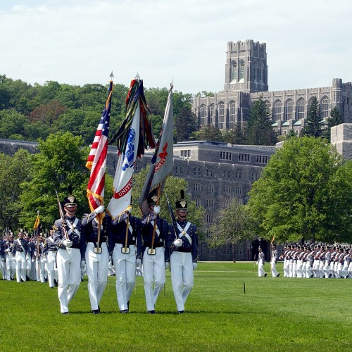 stormwater management plan at west point by The LA Group