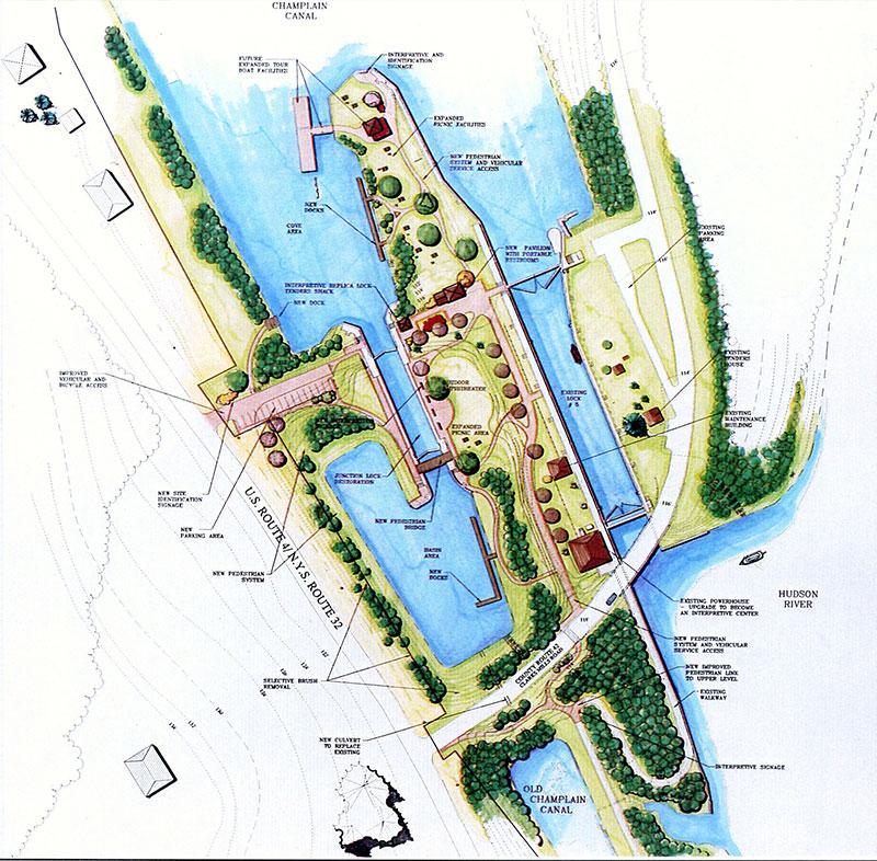 Champlain-Canal-Lock-5