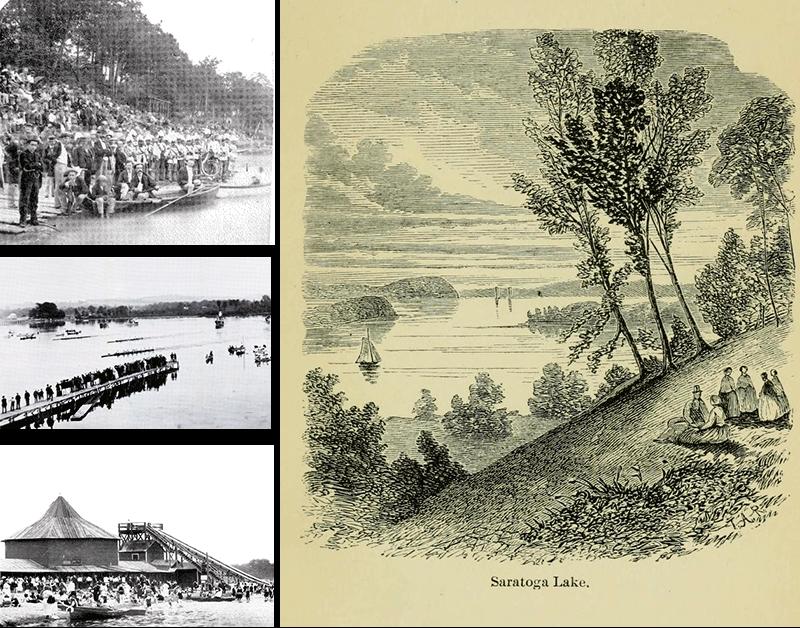 Saratoga-Lake-Waterfront-History