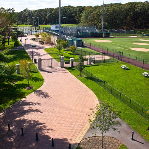 College Sports Fields and Facilities Design