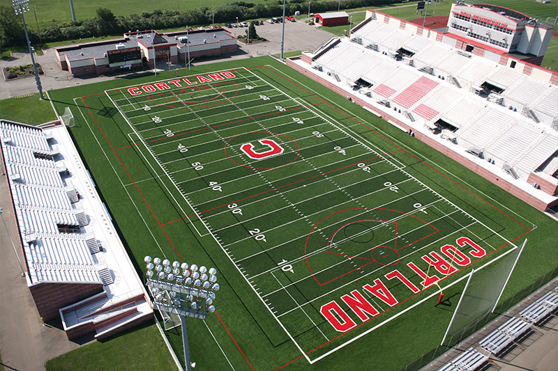 Athletic Facility Design Landscape Architects