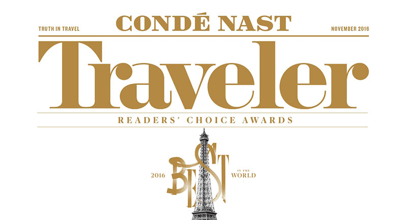 the la group clients named to conde nast traveler list
